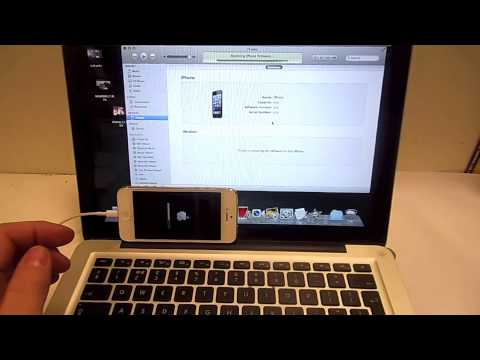how to change password iphone 5