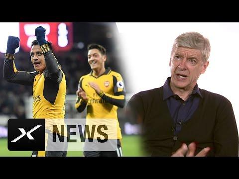 "Arsene Wenger: ""Mesut Özil und Alexis Sanchez aktuell kein Thema"" I FC Arsenal I Premier League"