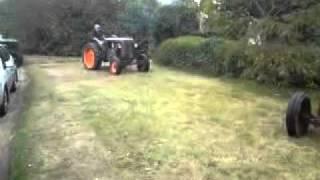 tractors at stodmarsh kent