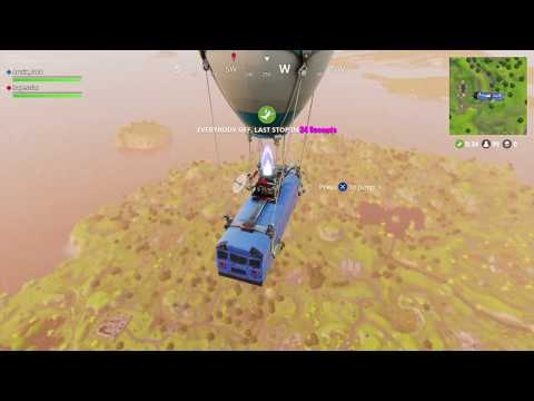Fortnite with friend - Neon Gold is back! - Strram 6/9