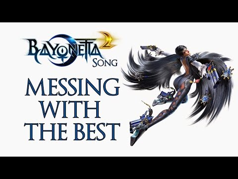 BAYONETTA 2 SONG - Messing With The Best by Miracle Of Sound