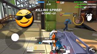 Guns Of Boom Unlimited Killingspree - Onslaught Best Shotgun - Android Gameplay Part 2
