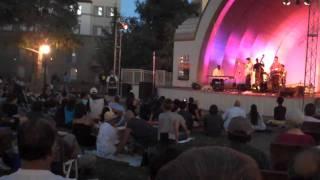 Christian Scott - Levitt Pavilion Pasadena 2010