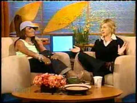 Janet Jackson Ellen