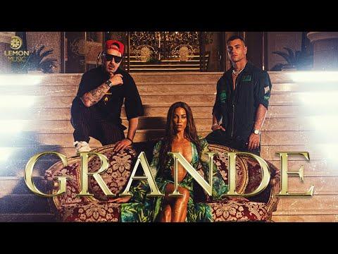 Смотреть клип Kings X Stikoudi X Kg - Grande