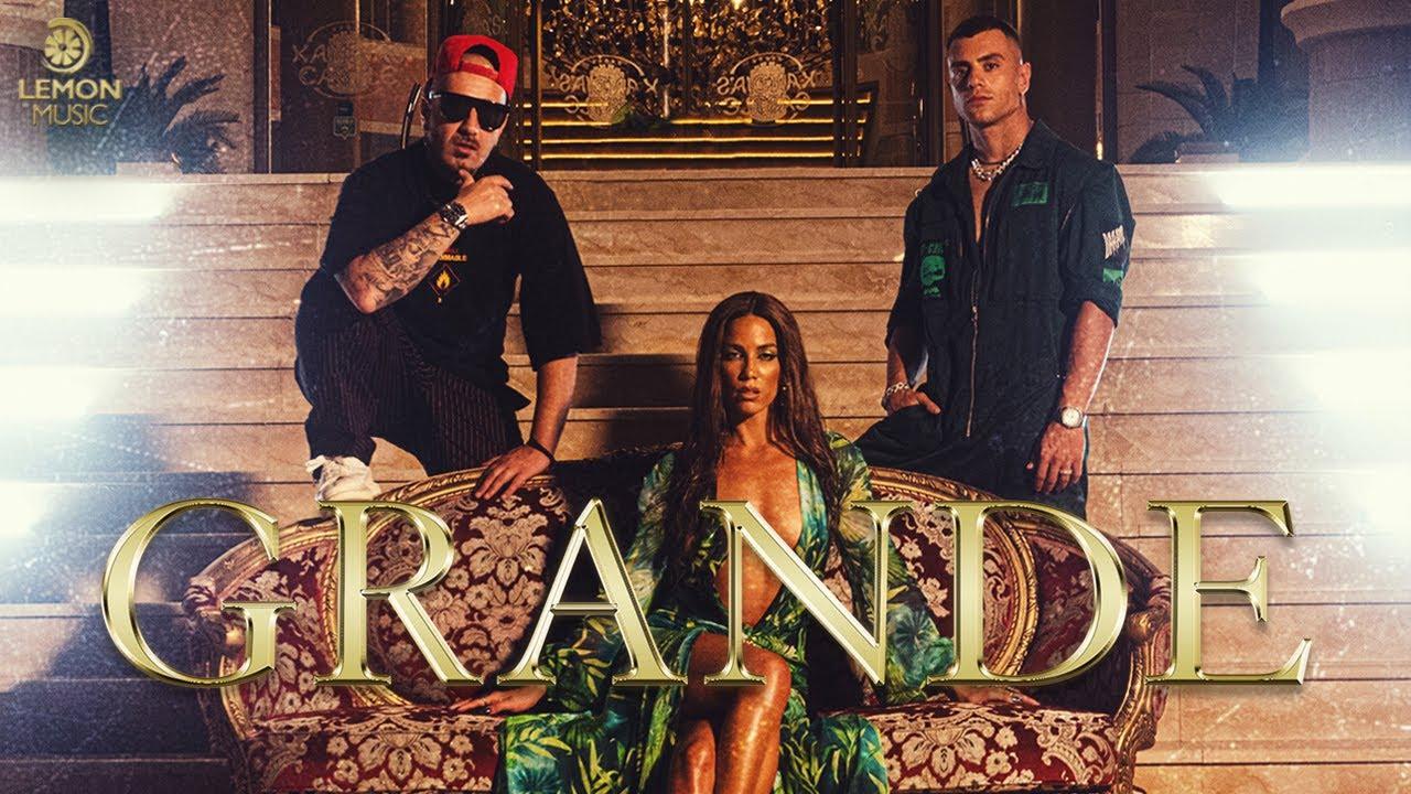 Download KINGS x STIKOUDI x KG - GRANDE   Official Music Video
