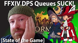 FFXIV DPS Queue Times SUCK! Is it time for five man dungeons? [State of the Game]