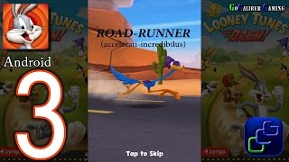 Looney Tunes Dash Android Walkthrough - Part 3 - Episode 2: Road Runner Rampage