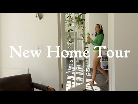 NEW HOME TOUR | Finding our flow