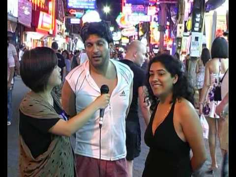 Pattaya Update – Walking Street Interview 2 – 15 Mar 2010