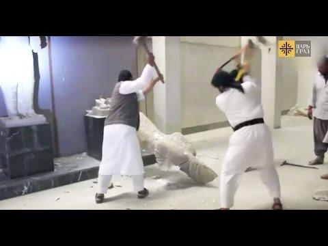 казни игил видео