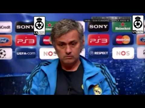 Mourinho, translator cheating on a mou comment