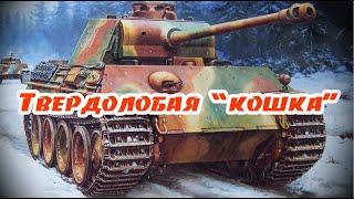 Что показал обстрел танка Пантера на Научно испытательном бронетанковом полигоне в 1943 году