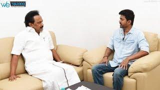 Viral Video -  Vijay meets MK Stalin and enquires about Karunanithi's health | Kauvery Hospital