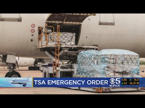 TSA Increases Air Cargo Screening For Flights From Mideast