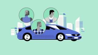 Обучающее видео UBER для водителей