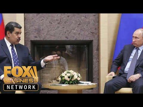 Russia's Vladimir Putin is using Venezuela as a bargaining chip: K.T. McFarland