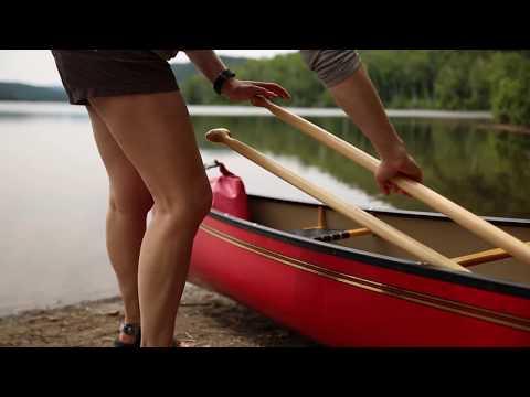Paddle on Thirteenth Lake in the Adirondack Park