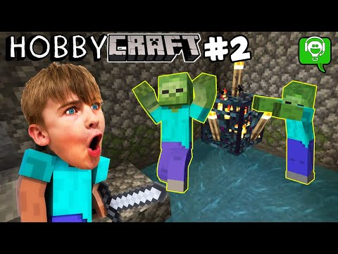 HobbyCraft 2 What To Do With A Mob Spawner