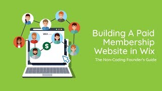 How To Build A Paid Membership Website in Wix - Wix Paid Plans Update