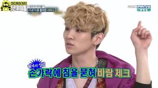 {RUS SUB} Weekly idol ♚ Shinee