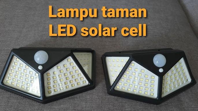 Lampu Tanam Taman Rumah Paving Block Con Blok 1 Led Putih Biru Warm White Multi Color Indosolarpower Youtube