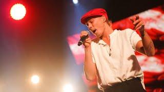 Caspar Camitz sjunger Jealous guy av Donny Hathaway i Idols kvalvecka 2020 - Idol Sverige (TV4)
