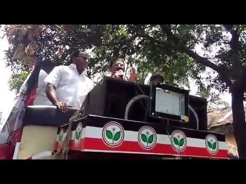 Ma Foi K. Pandiarajan AVADI Constituency AIADMK Candidate Video 7