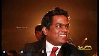 Yuvan's Michael Jackson tribute in Masss | Galatta Tamil