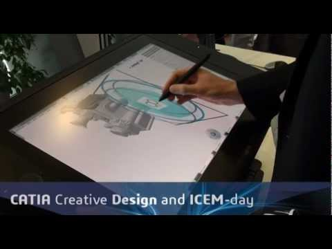 CATIA Visualization Samples by Dassault Systèmes