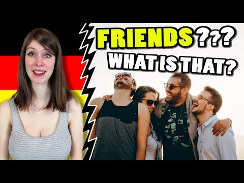 Why is it so Hard to MAKE FRIENDS WITH GERMANS?