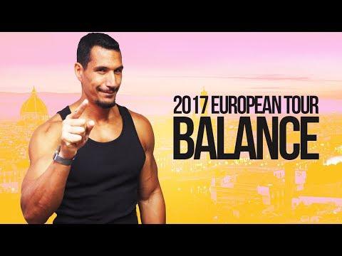 My Whole European 2017 Tour Balance
