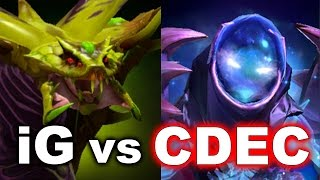 iG vs CDEC - Dota Pro League DOTA 2