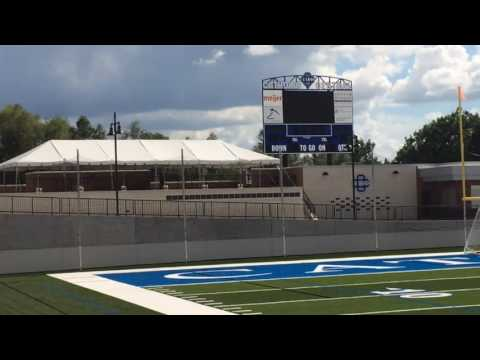 Grand Rapids Catholic Central opens new stadium this season