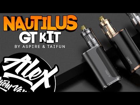 Aspire Nautilus GT Kit L Tank Design By Taifun L РАЗОБЛАЧЕНИЕ НЕМЕЦКОЙ КОМПАНИИ 🚭🔞