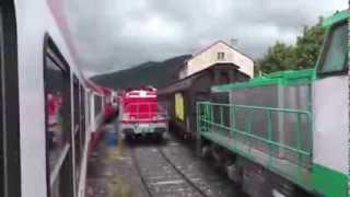 Train du Pays Cathare June 2013