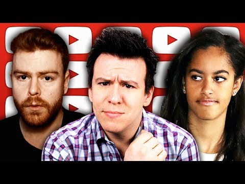 "YouTube's Predator Problem Stokes Fear and Concern, Malia Obama ""Exposed"", & More..."