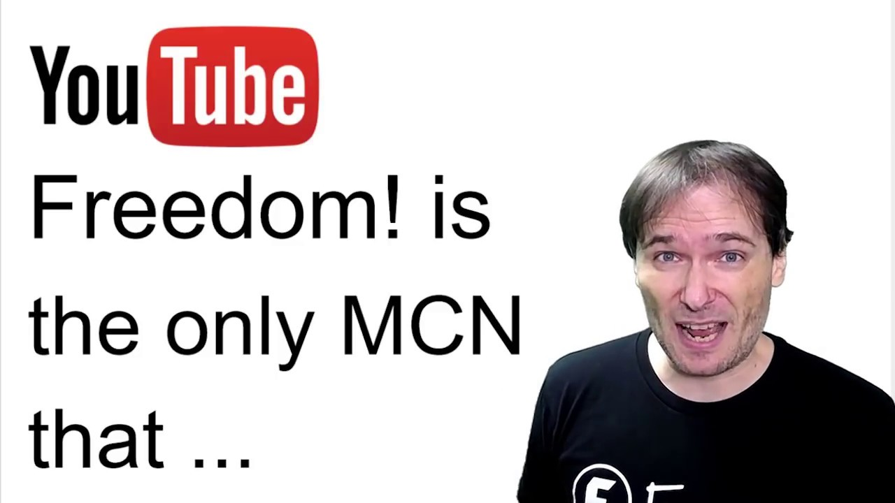 Freedom Is The Only Mcn That Youtube