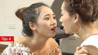 Hài Ngắn - Goal bóng đá muôn năm - Bà cô nghiện rượu - Tập 4