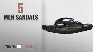 Hurley Sandals [ Winter 2018 ] | New & Popular 2018
