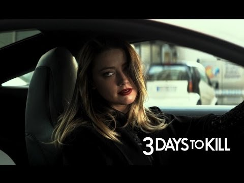 3 Days to Kill  Scena in italiiano Vivi