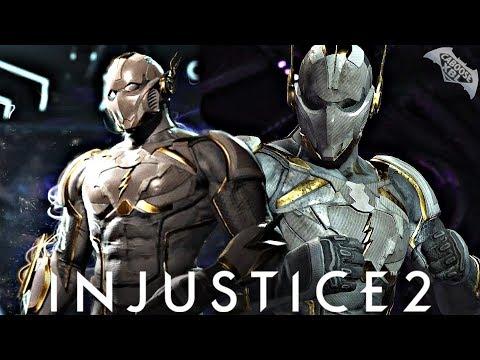 Injustice 2 Online - INSANE CLUTCH WITH GODSPEED!
