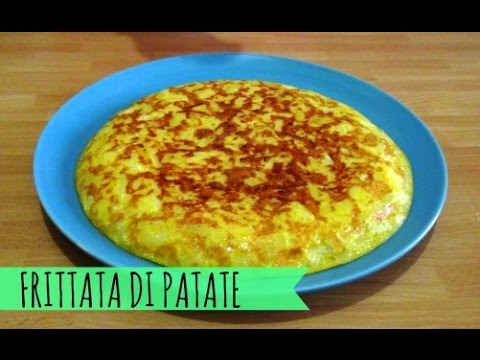 Frittata di Patate   Ricetta - SugarDany89