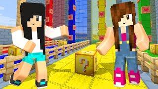 Minecraft Lucky Block - PERDEU? ARMADILHA NO FINAL!