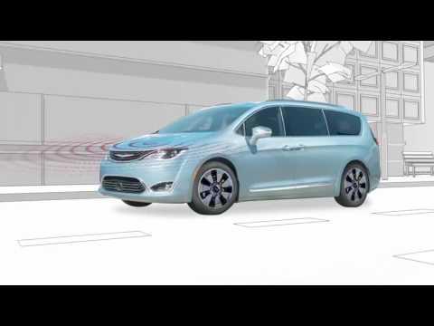Audible Pedestrian Warning System-Pedestrian noise alert 2017 Chrysler Pacifica Hybrid