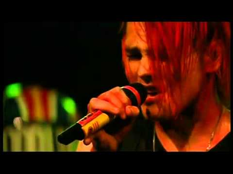 My Chemical Romance - Give 'Em Hell Kid - House of Blues (2010)