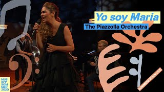 Yo soy Maria - Piazzolla // The Piazzolla Orchestra & Andrea Pellegrini (Sommerscenen LIVE)