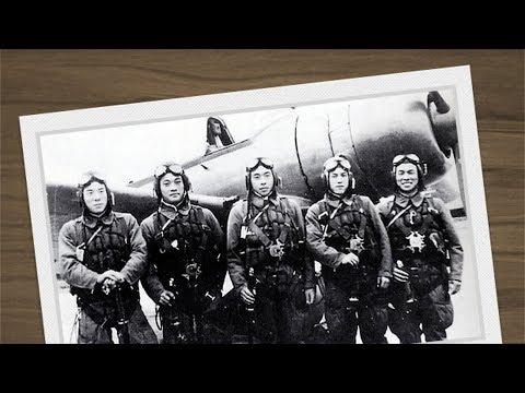 Kamikazes e Bombas Atômicas - Aula X Segunda Guerra Mundial - Prof. Eventual Vol. V
