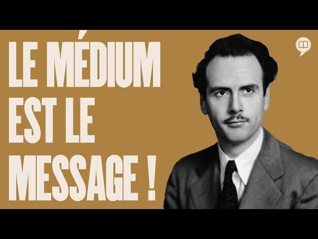 Marshall McLuhan: père du village global | L'Histoire nous le dira #118