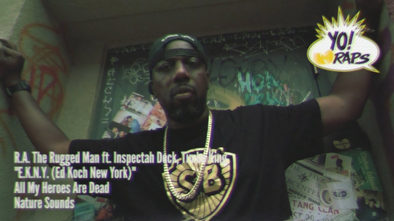 Download R.A. The Rugged Man - E.K.N.Y. (feat. Inspectah Deck + Timbo King) (B.K.N.Y. Mix) (Official Video)